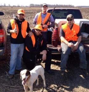 hunting photo